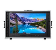 FeelWorld 23.8'' 4K Quad View Carry-On Broadcast Monitor